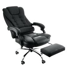reclining office chair reviews. desk chairs:reclining office chairs leather executive chair reviews with footrest computer comfy game reclining i
