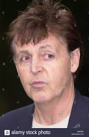 George Harrison morte McCartney Foto stock - Alamy