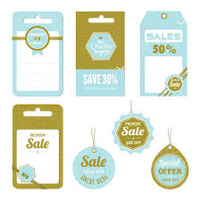 Retro Sale Tag Vectors ~ Icons ~ Creative Market