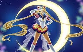 Sailor Moon Twenty Sixteen stock photos