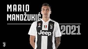 Mario Mandzukic extends Juventus contract until 2021! - YouTube