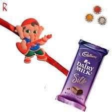 kids chocolate rakhi