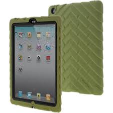 Gumdrop Cases Drop Tech Series Case for Apple iPad Air (Army Green) DT-IPAD5-ARGRN-V2