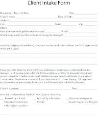 Medical Intake Form Template Patient Intake Form Template Beautiful