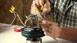 how to install a dual ceiling fan light dimmer switch you rh you com replacing ceiling fan install hunter ceiling fan replacement wiring harness
