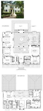 courtyard house plans home ideas center villa gorgeous french plan with and outdoor dining area internal designs mid century modern narrow lot garage square