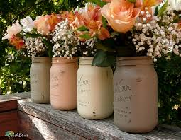 Wedding Decor With Mason Jars 100 Vibrant Fall Wedding Centerpieces To Inspire Your Big Day 11