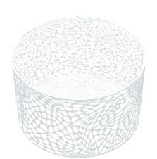 outdoor coffee table metal white outdoor side table modern round metal coffee table brilliant white white