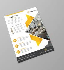 Entry 8 By Biayi81 For Design A One Page Flyer Brochure