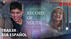 Record of youth - Trailer SUB ESPAÑOL - YouTube