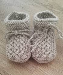 Free Knit Patterns Unique Baby Bootie Knitting Patterns Free Knitting Patterns Pinterest