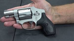 s w 642 airweight small 38 special p pocket revolver