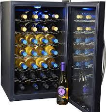 newair 28 bottle wine cooler. Plain Newair NewAir 28 Bottle Thermoelectric Wine Cooler AW280E  Good Coolers  To Newair W