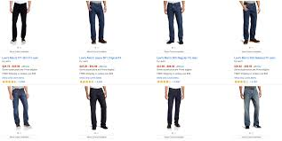Amazon Slashes Prices On Levis Jeans For Men Women And