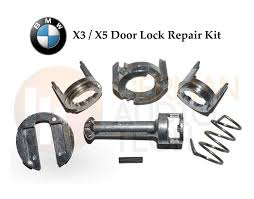 bmw e53 x5 l r door lock cylinder barrel repair kit 2000