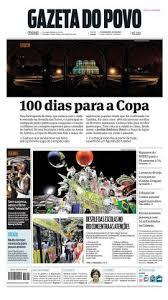 Jornal Gazeta do Povo nº 30.784 by Portal Academia do Samba - issuu