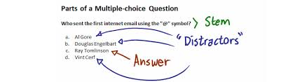 The Best Home Pages Are Similar To Multiple Choice Tests
