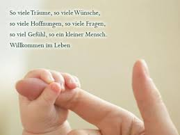Sprüche Zur Geburt Die Schönsten Zitate Spruch Zur Geburt