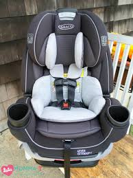 Why we Love the Graco 4Ever Extend2Fit 4-in-1 Car Seat! # #GenerationGraco