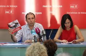 Resultado de imagen de Rafael Fuentes. PSOE Malaga