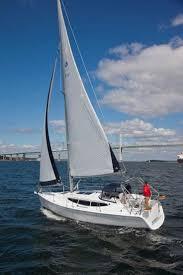17 best ideas about hunter yachts nightclub design hunter e33 best compact cruiser