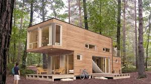 A modern twist on the container home design in Chile!