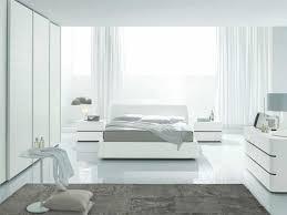 Cool White Modern Bedroom Furniture with Modren Modern White