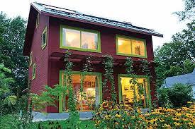 Passive Solar Home Design  Green Passive Solar House Design Solar Home Designs
