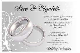 Wedding Reception Invitation Templates Free Receipt Template