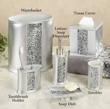 crystal bathroom accessories. crystal bathroom accessories home design ideas and inspiration m
