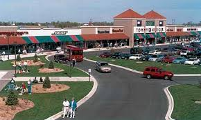 Albertville Outlet Mall