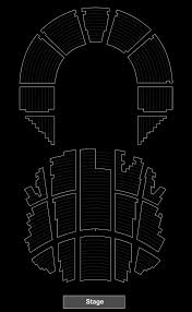 Cox Business Center Ballroom Seating Chart Brady Theater Seating Chart Seating Chart
