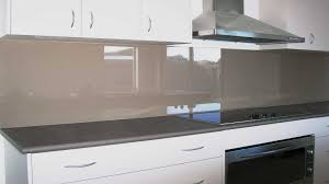 kolor kitchen glass splashback mocha geelong west supplied installed by