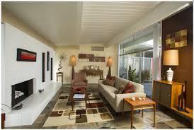 Mid Century Wall Decor Living Room Mid Century Modern Living Room Furniture Compact
