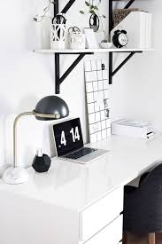 west elm home office. west elm amy kimu0027s black and white home office