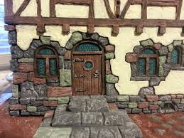 front door tavernStronghold Terrain Cos medieval tavern kit  Gallery  The 9th Age