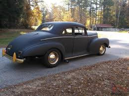 1942 Hudson Coupe CHEVY POWERED V8, Auto, Hotrod / Rat Rod !! COOL !!