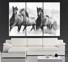 popular large wall art running wild horses canvas from mycanvasprint inside horses canvas wall art  on wild horses wall art with explore gallery of horses canvas wall art showing 6 of 15 photos