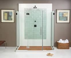 modern frameless shower doors. Modern Bathroom With Frameless Glass Shower Door Doors O