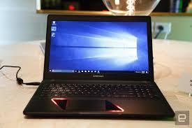 samsung odyssey. laptop samsung odyssey (engadget)