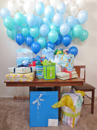 cool balloon decorations for baby birthday design ideas unique on