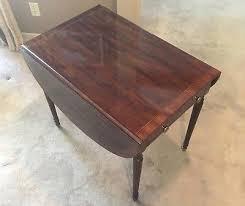 henredon table vintage drop leaf side tables for sale side tables for sale s38