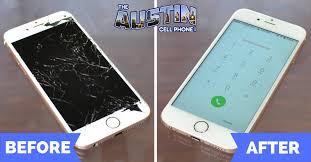 screen repair austin. Simple Austin IPhone Screen Repair In Austin Texas Before After For The Cell Phone