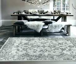gray and white area rug white area rug grey area rug and white gray blue and