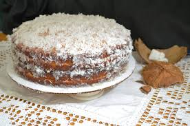 Mamas Fresh Coconut Cake Taste Of Southern