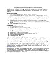 Uri Cba Internship/job Information: Mmc - Internship