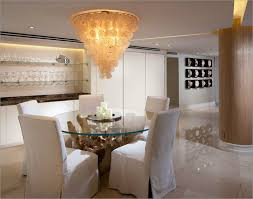 image 4 modern decor ideas match with round top glass dining tables modern decor ideas match