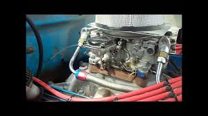 Holley Carb Vacuum Secondaries Not Opening 5 Min Tested Explained Repaired