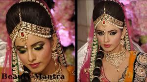 wedding makeup amrapali bridal look plete hair and makeup