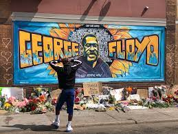 Stunning mural of George Floyd provides ...